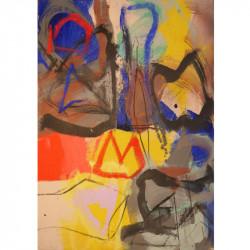 """Jaune 2"" - Kristian DESAILLY"