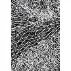"""""""Rivière de feuilles"""" -..."""