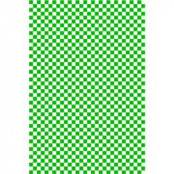 Damier -  Vert & Blanc