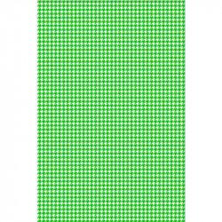 Pied de poule - Vert