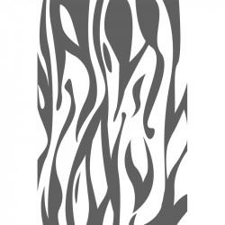 Flammes - Gris